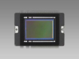 CMOS érzékelő (Forrás: Canon)