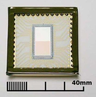 Frame Transfer CCD (Forrás: wikipedia)