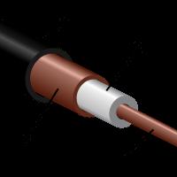 Koaxiális kábel felépítése