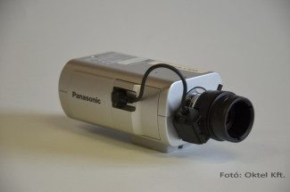 Panasonic WV-SP306 ONVIF kompatibilis IP kamera