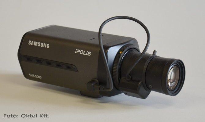 SAMSUNG SNB-5000P 1,3 Megapixel IP kamera