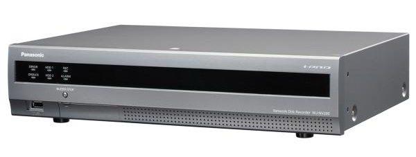 anasonic WJ-NV200 16 csatornás NVR arcfelismeréssel (Forrás: www.panasonic.com)