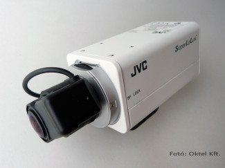 JVC TK-C9200 box kamera objektívvel