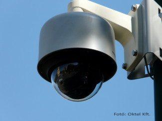Speed dome térfigyelő kamera