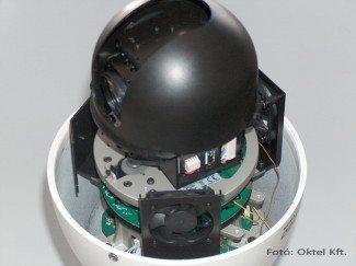 Hűtőventillátorok a speed dome kamera házában