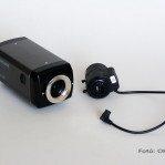 Kamera és objektív külön
