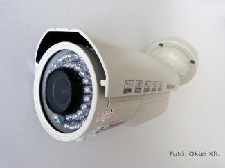 IR ledes kompakt kamera