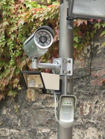 Felsőkategóriás érzékelők day&night kamerával kiegészítve