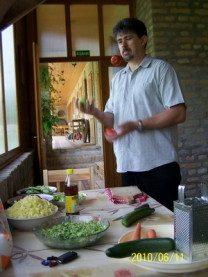 Fejes saláta, uborka: ez már a paradicsom
