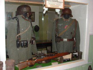 Német felszerelések