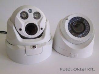 HD-TVI dome kamerák