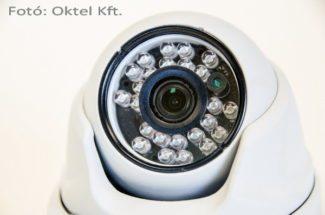 TVN-21SMVRL HD-TVI dome kamera LED-jei