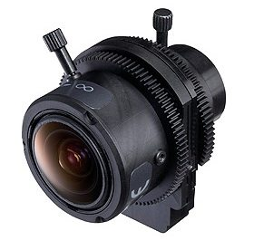 MP objektív kompakt kamerakhoz (www.tamron.co.jp)