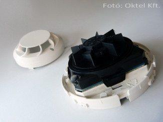 Népszerű, elterjedt System Sensor füstérzékelő