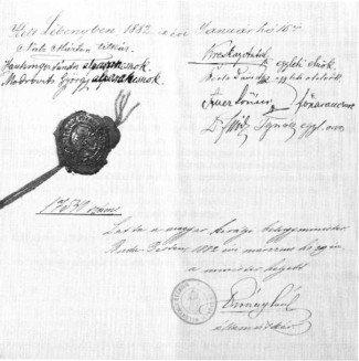 1882 Tűzoltó Egyesület alapszabály