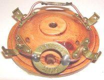 Az első hődetektor (forrás: Wayne D. Moore)