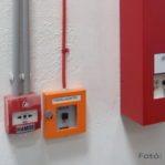 Kézi tűzjelzés adó és füstelvezető jelzésadó_c