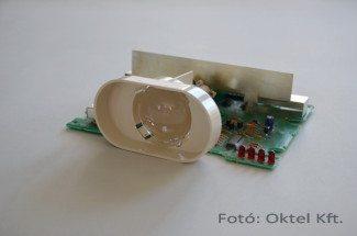 A System Sensor 6424 burkolat nélkül